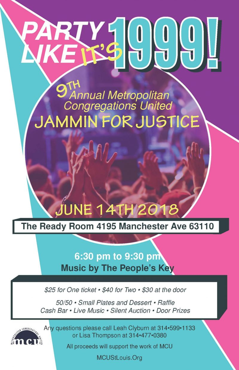Jammin For Justice 2018