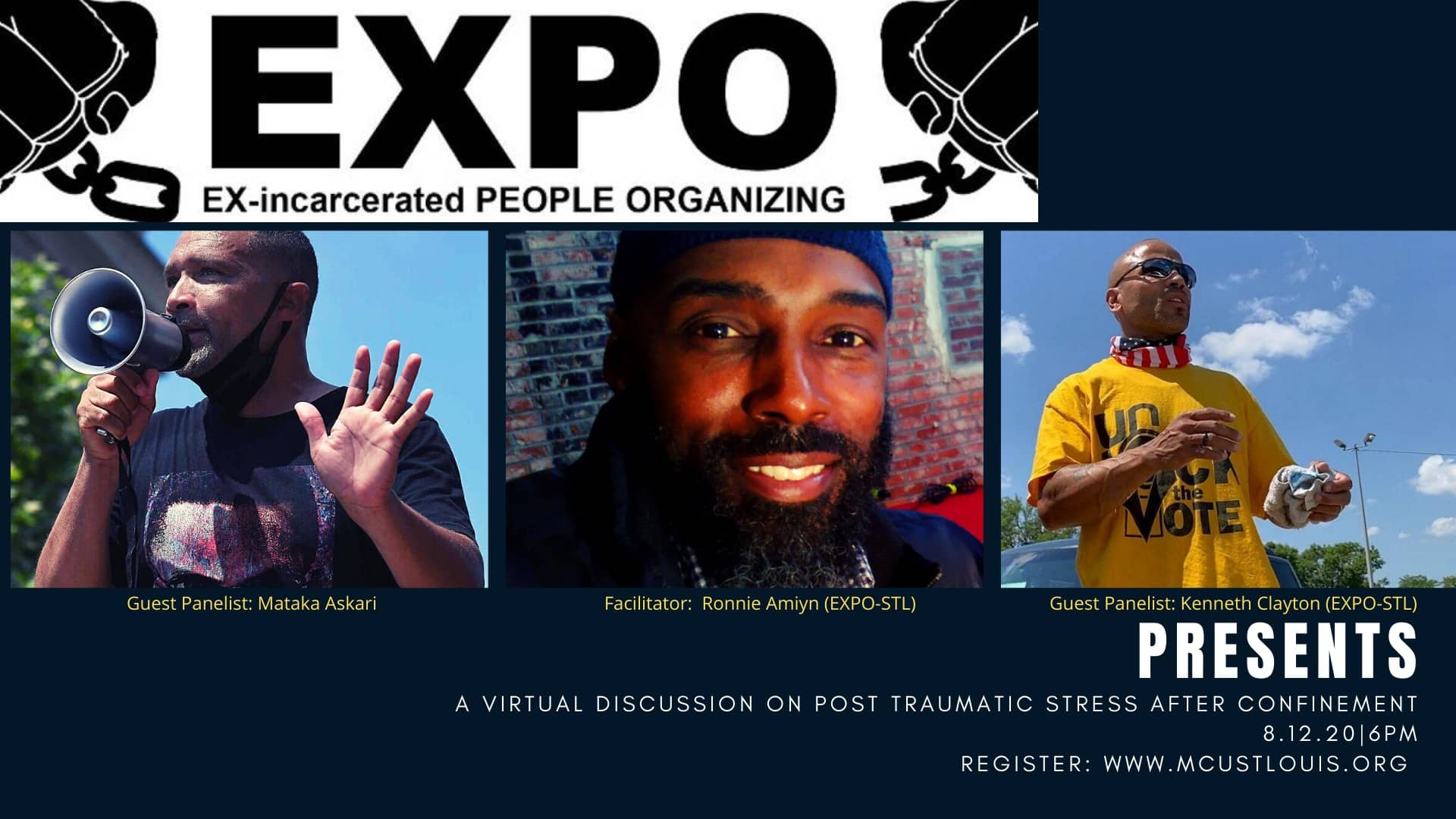 ExPO PTSD Conversation Aug 2020