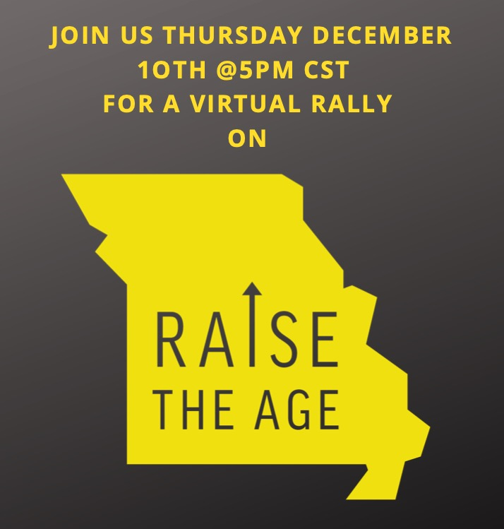 Raise The Age December Rally